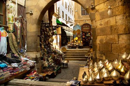 Souk of Cairo, Egypt