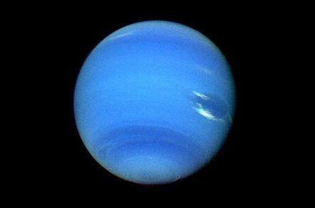 Neptune (credit: NASA/JPL)