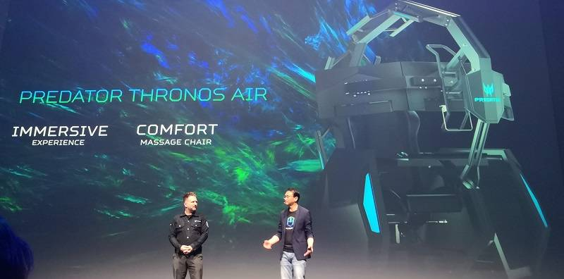 Fine Acer And Asus Unveil Some Of The Worlds Heaviest Laptops Bralicious Painted Fabric Chair Ideas Braliciousco