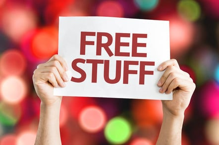 Get your free stuff here