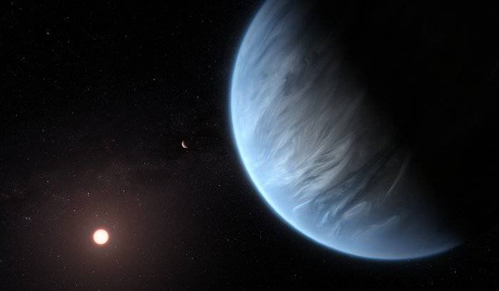 Water found on 'super-Earth' planet