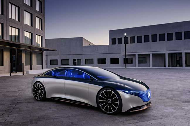 700km on a single charge: Mercedes says it's in it for the long run