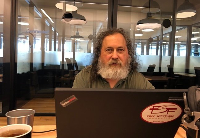 Stallman's final interview as FSF president: Last week we quizzed him over Microsoft visit. Now he quits top roles amid Epstein email storm