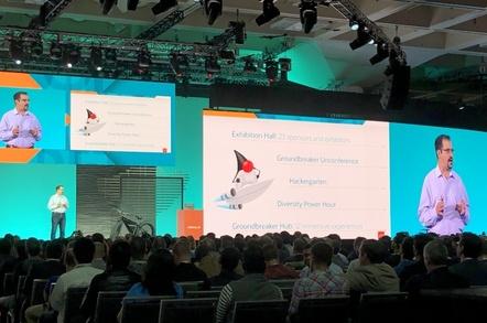 Georges Saab, VP of Java software dev, Oracle