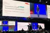 Larry Ellison, Open World 19