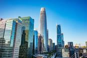 Salesforce Tower in San Francisco