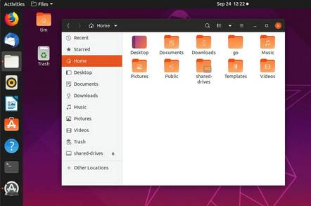 Linux home folders: ripe for an overhaul?