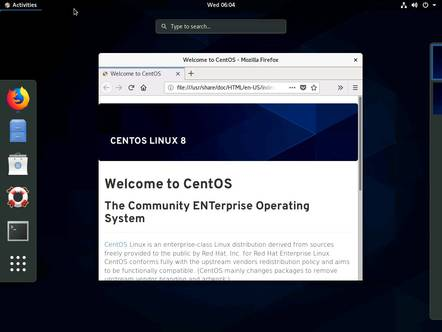 Centos Stream: a new distro which tracks the next minor release of Red Hat Enterprise Linux