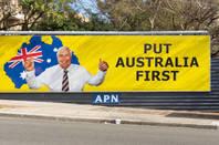 clive palmer billboard