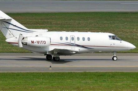 M-VITO: One of Yevgeniy Prigozhin's private jets.