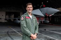 Flight Lieutenant Mathew Stannard