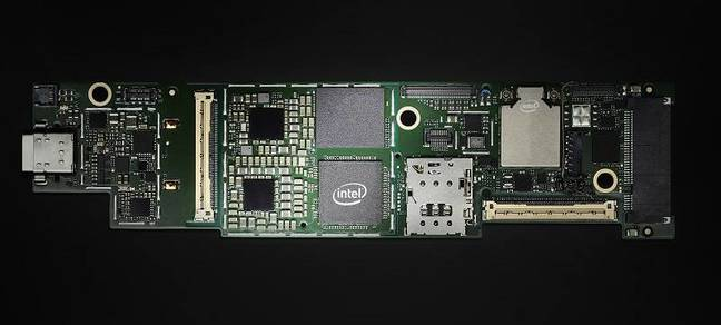 Intel Lakefield, a new 'hybrid computing' chipset