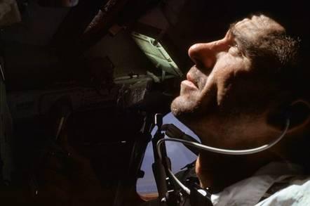 Walt Cunningham (pic: NASA)