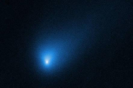 Hubble image of Borisov's Comet