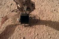 NASA InSight Mole