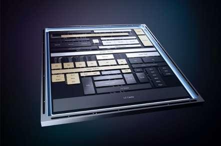 Intel's Tremont processor line
