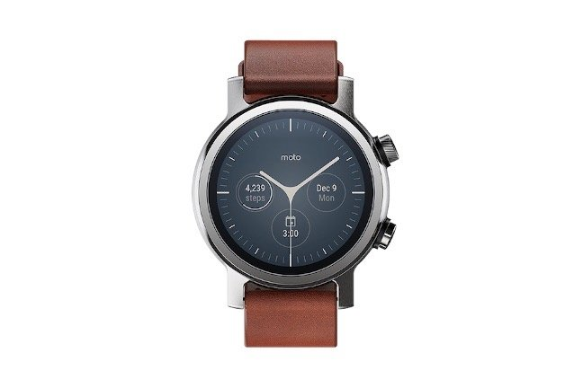 Moto 360 is relaunching on December with new internals