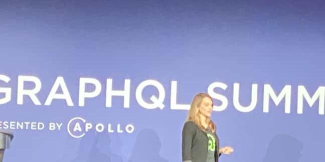 Brie Bunge, software engineer, Airbnb, at GraphQL Summit '19