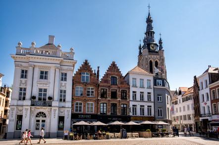 Kortrijk, Flanders, Belgium