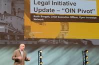 Keith Bergelt, CEO Open Invention Network