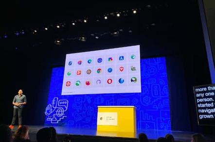 Anil Sabharwal, VP at Google, at Chrome Dev Summit '19