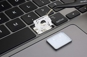 MacBook Pro new keyboard