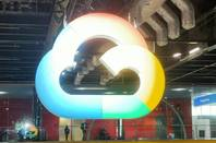 Google Cloud Next at London's Excel conference centre