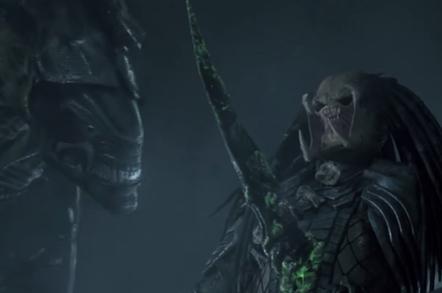 Alien vs Predator screenshot
