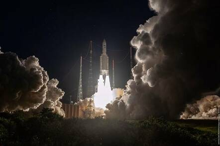 Arianespace VA 250