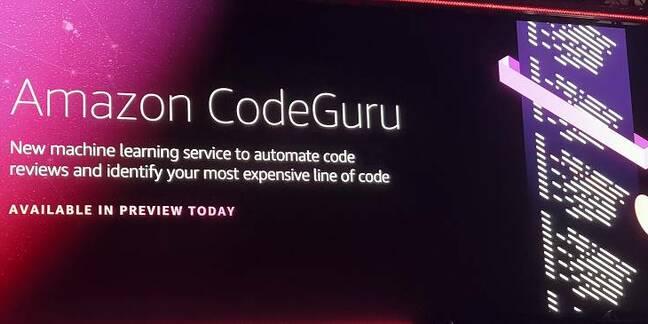 CodeGuru: ML-powered code reviews and a new profiler