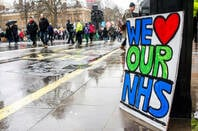We love our NHS