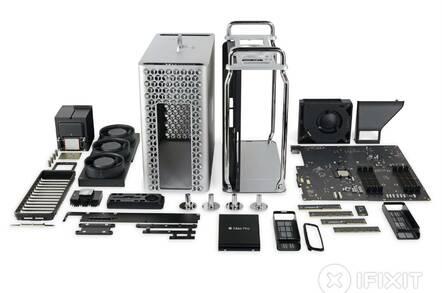 Mac Pro teardown