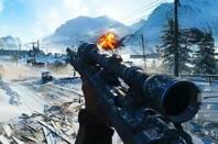 Screenshot from Battlefield V