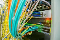 Network cabling and equipment