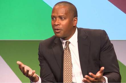Google's David Drummond