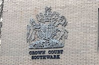 Southwark Crown Court, on London's South Bank
