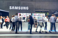samsung display show