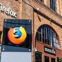Mozilla's offices in San Francisco, USA
