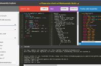 WebAssembly Explorer