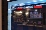 McDonald's cmd.exe