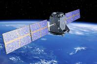 Galileo satellite (c) ESA