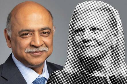 IBM's Ginny and Krishna