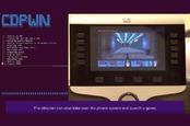Cisco phone hacked to play Doom
