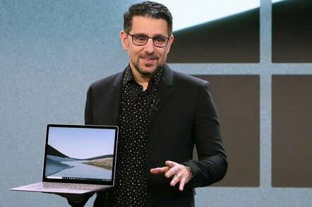 Microsoft's Panos Panay will lead Windows and Devices