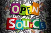 Open source banner