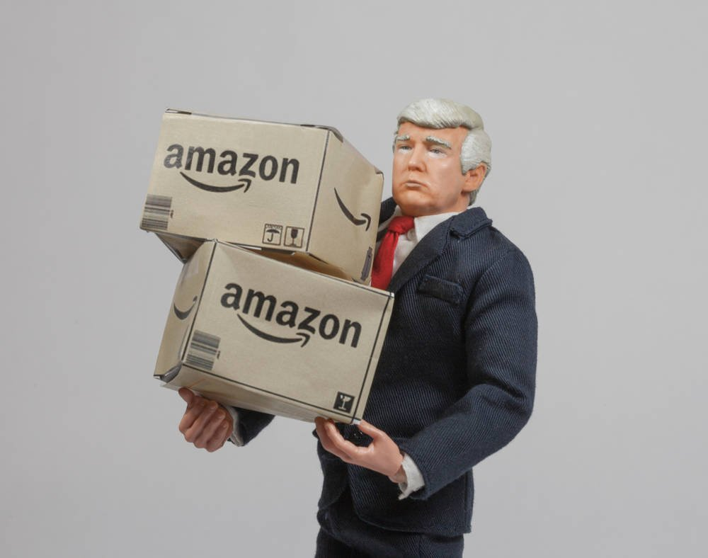 Amazon seeks Trump deposition after losing military contract