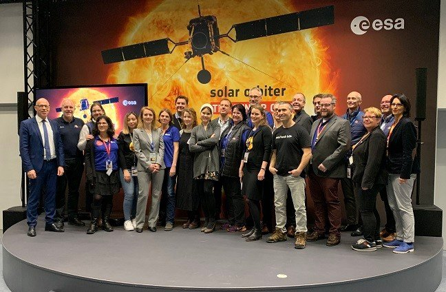 New Spacecraft Seeks to Capture First Pictures of the Sun's Poles
