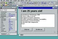 Delphi 1.0 celebrates 25 years