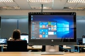 Windows 10 workstations - an office full