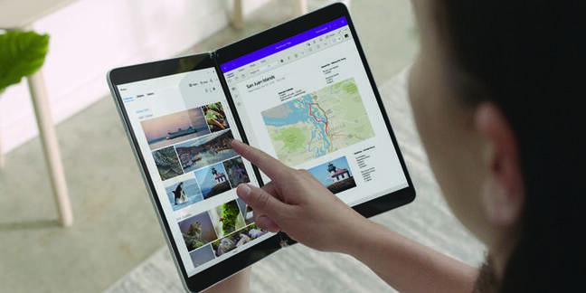 Surface Neo will run Windows 10X